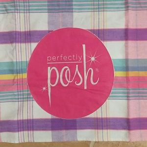 Tablecloth for presentation